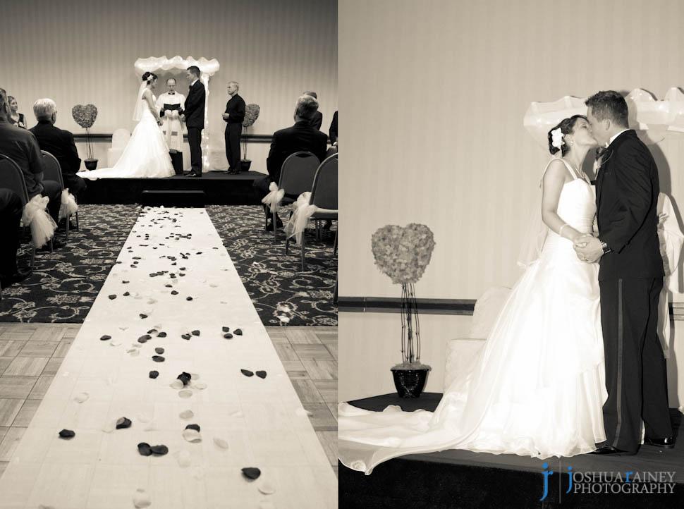 Valley river inn wedding eugene oregon maria luke for Wedding dresses eugene oregon