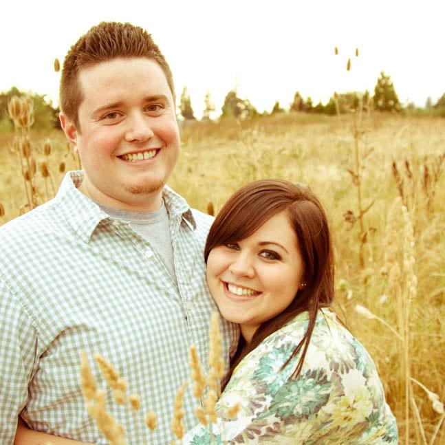 Engagement Pictures   Springfield Oregon   Becky & Matt