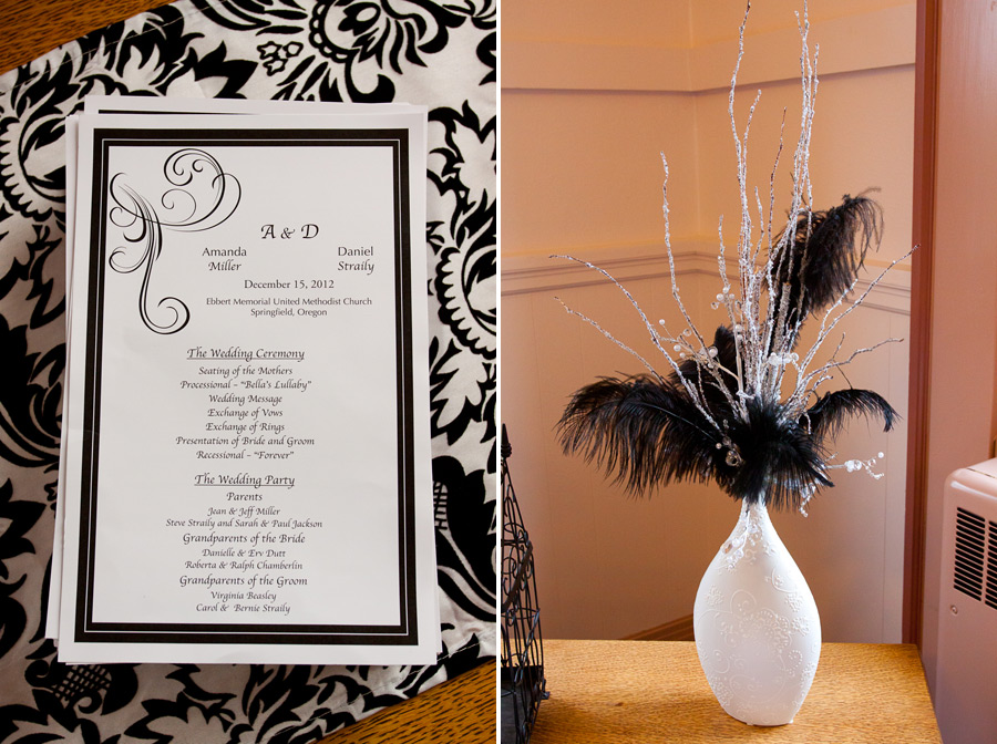 eugene-wedding-012 Oregon Wedding Photographer | Ebbert Memorial | Lewis & Clark | Amanda & Daniel