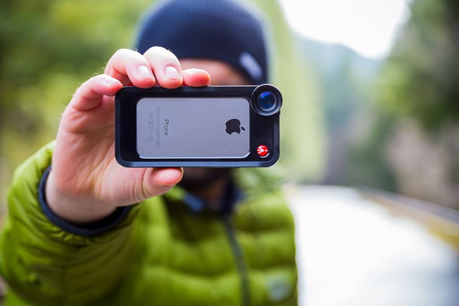 iphone-lenses-001 Manfrotto KLYP+ Case & Lenses Product Review