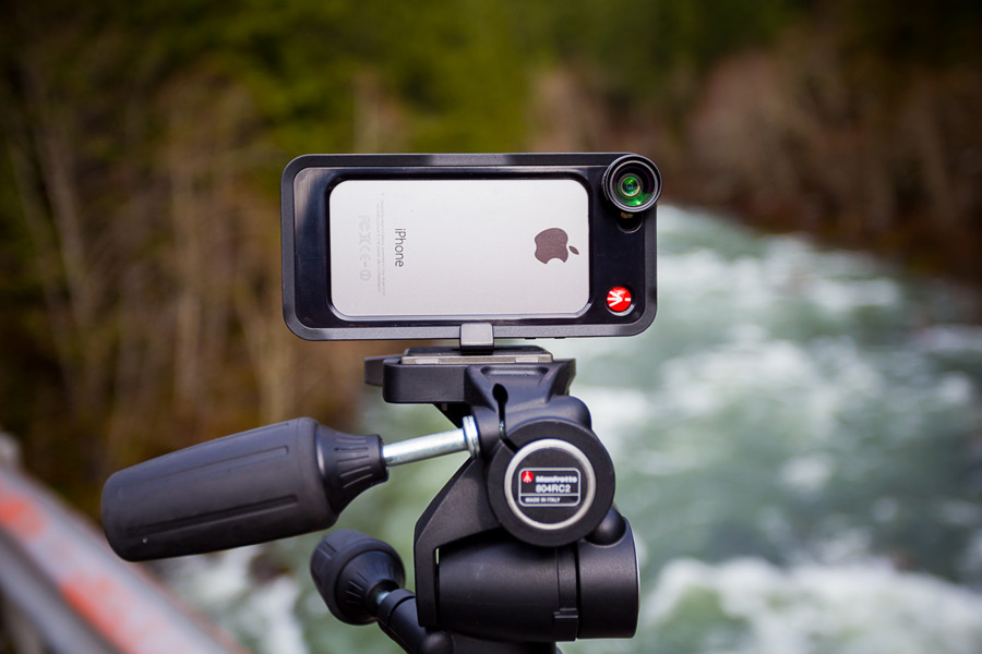 iphone-lenses-008 Manfrotto KLYP+ Case & Lenses Product Review