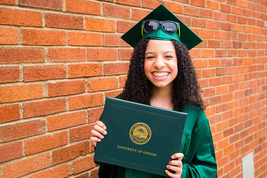 University of Oregon | Cinema Studies Graduation 2014