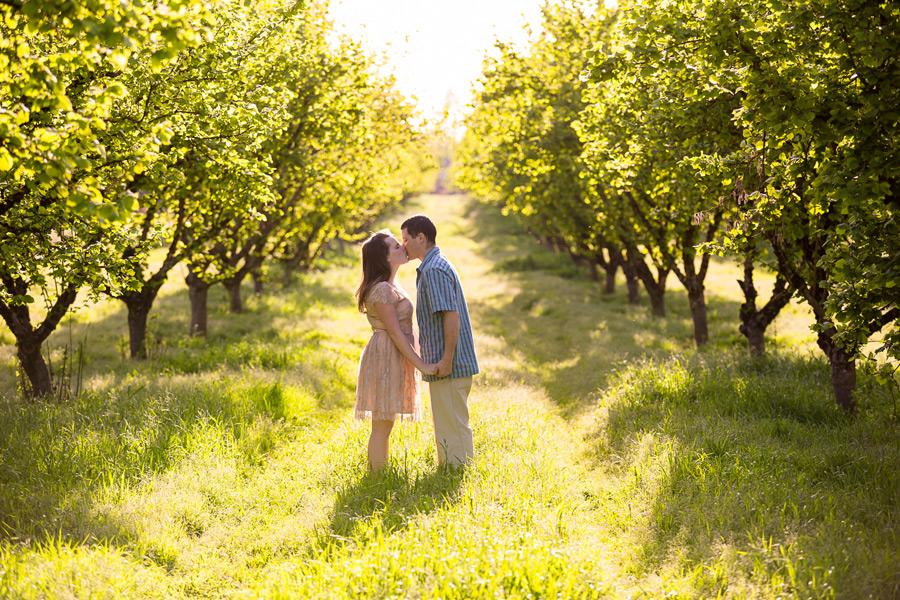 Sarah & Norman   Engagement Pictures   Springfield Oregon   Dorris Ranch
