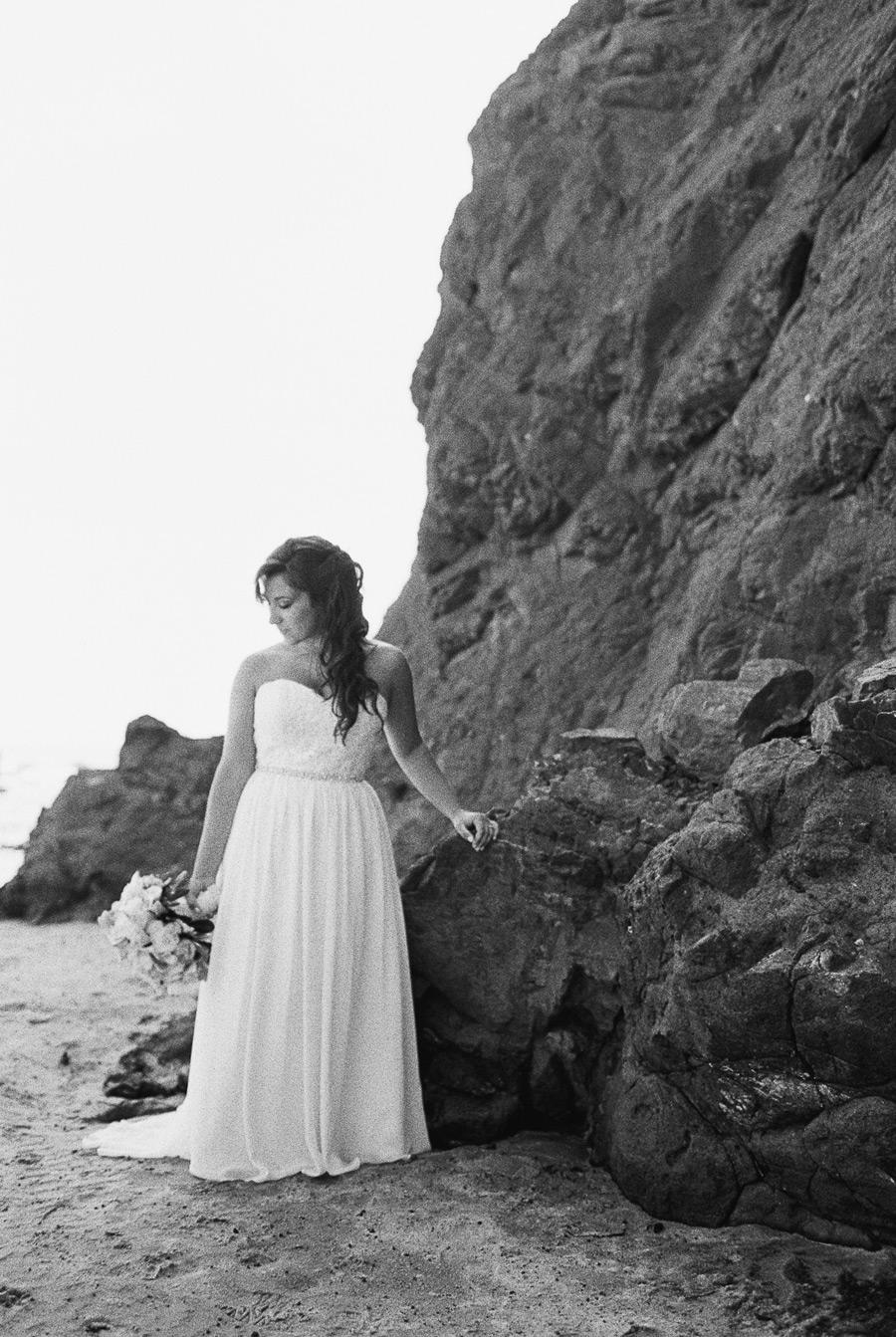B&W Film Scans | Weddings & Family Portraits | Oregon Coast