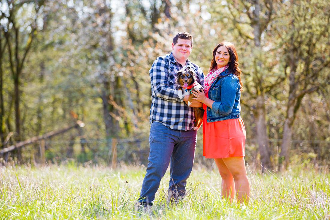 Oregon Engagement Pictures   Dorris Ranch   Merissa & Jake