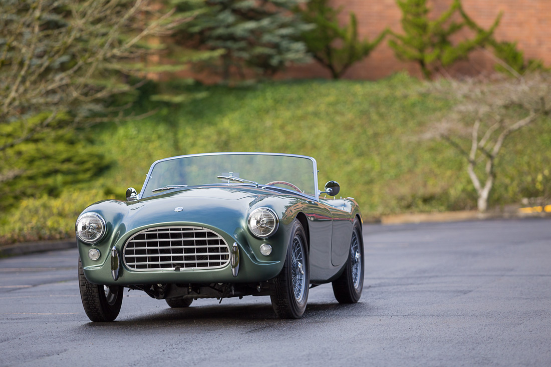 1960 Ace Bristol | RM Auctions / Sothebys | Commercial Photographer