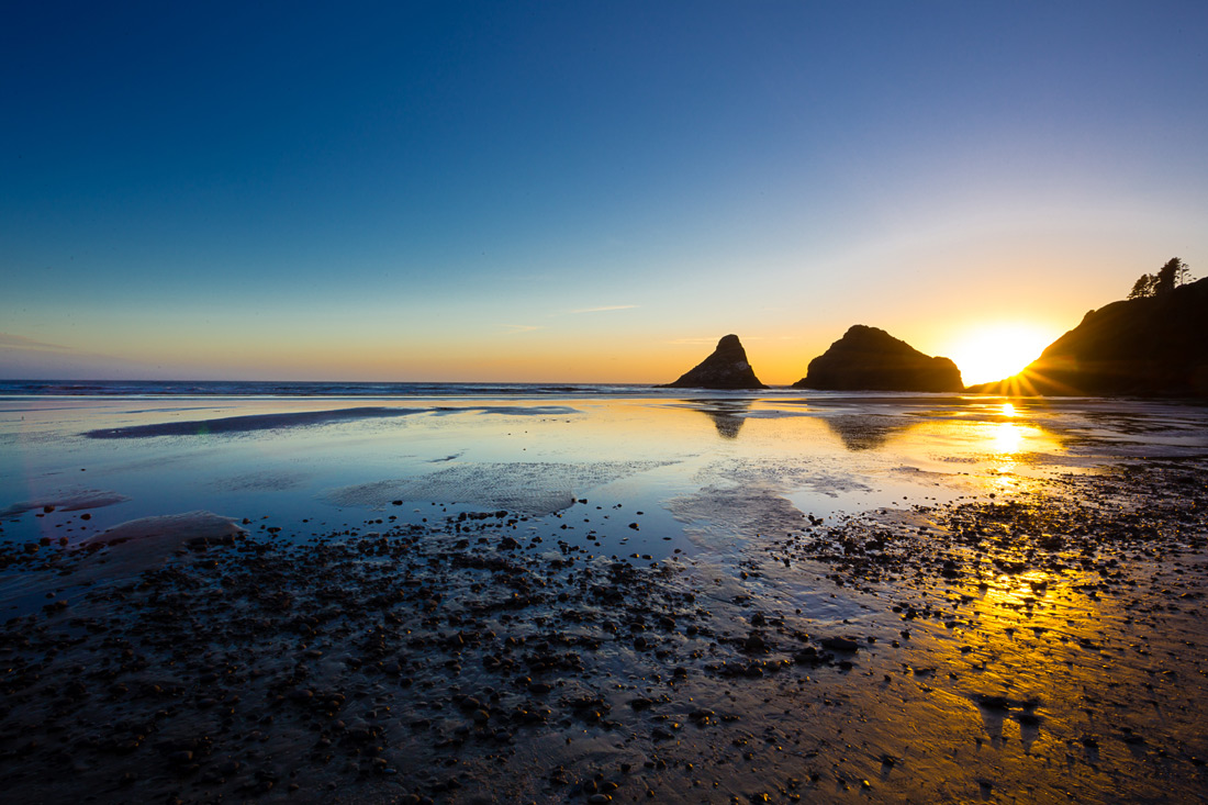 Heceta Head Sunsets | Oregon Coast Fine Art Photography