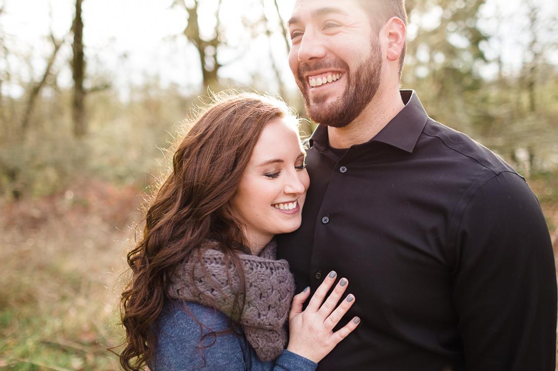 Engagement Pictures Eugene Oregon | Hannah & Jeff | Mt Pisgah