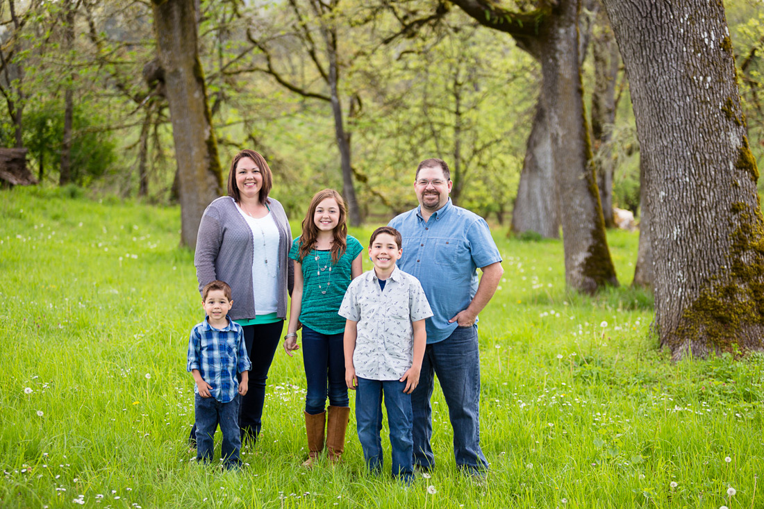 Crumal Family | Dorris Ranch | Oregon Family Photographer