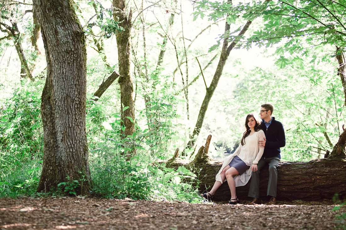 Mount Pisgah Engagement Session | Amanda & Nik