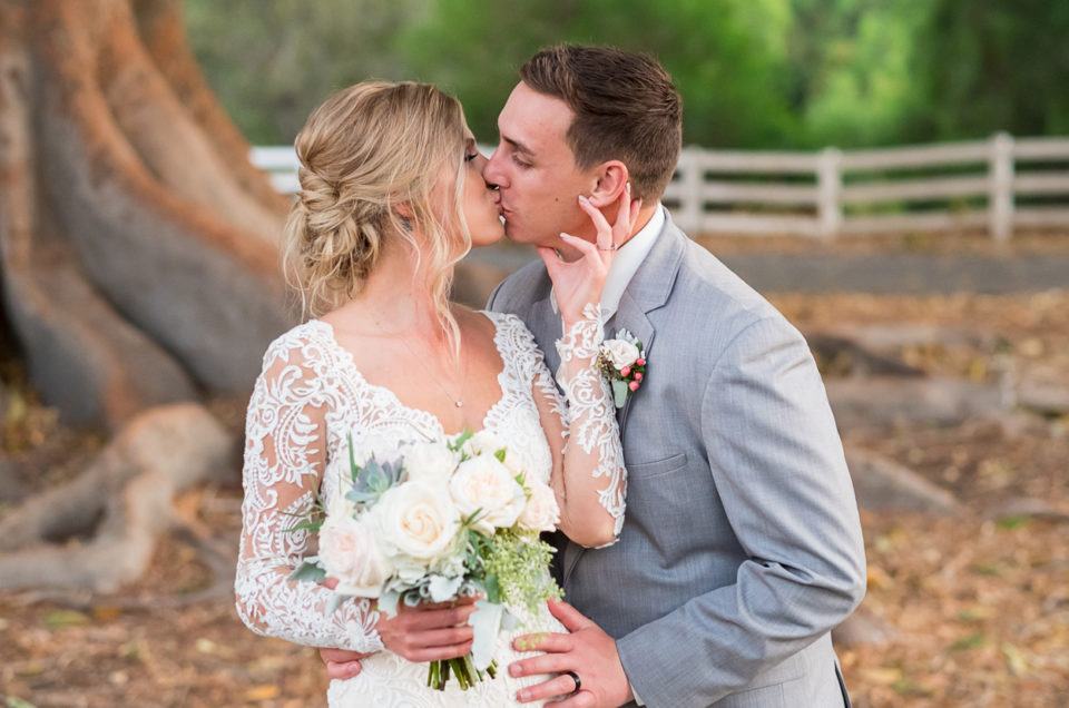 Camarillo Ranch House Wedding | Southern California Wedding Photographer | Sydney & Chad