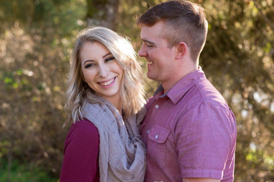 Mt Pisgah Engagement Pictures | Kalee & Charlie | Eugene Oregon