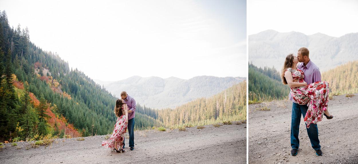 oregon-engagement-007 Oregon Engagement Session | Diamond Peak Wilderness | Julia & Jonathan