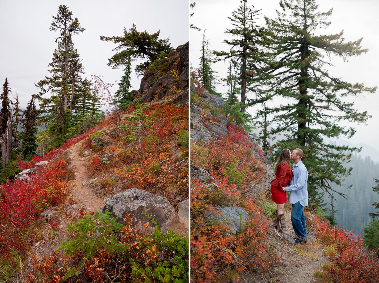 oregon-engagement-022 Oregon Engagement Session | Diamond Peak Wilderness | Julia & Jonathan