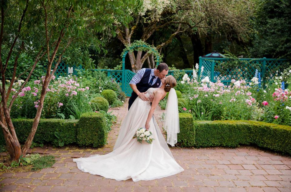 Deepwood Museum Wedding | Salem Oregon | Violet & Austin
