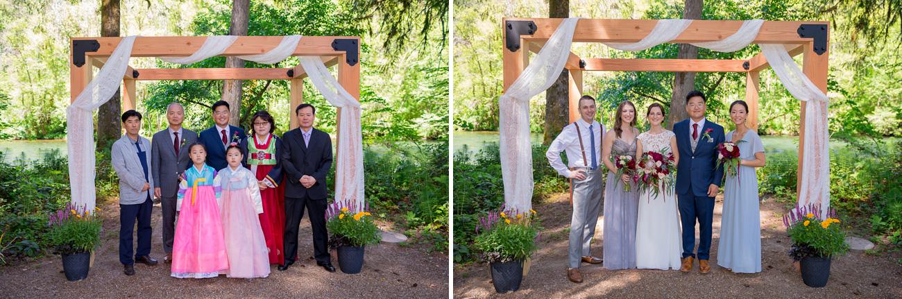 loloma-lodge-oregon-wedding-48 Loloma Lodge Oregon Wedding | Anna & Justin | Traditional Korean Tea Ceremony