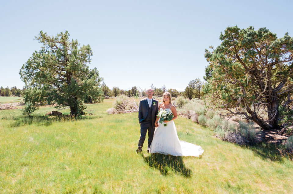 Pronghorn Resort Wedding | Central Oregon | Yvonne & Daniel