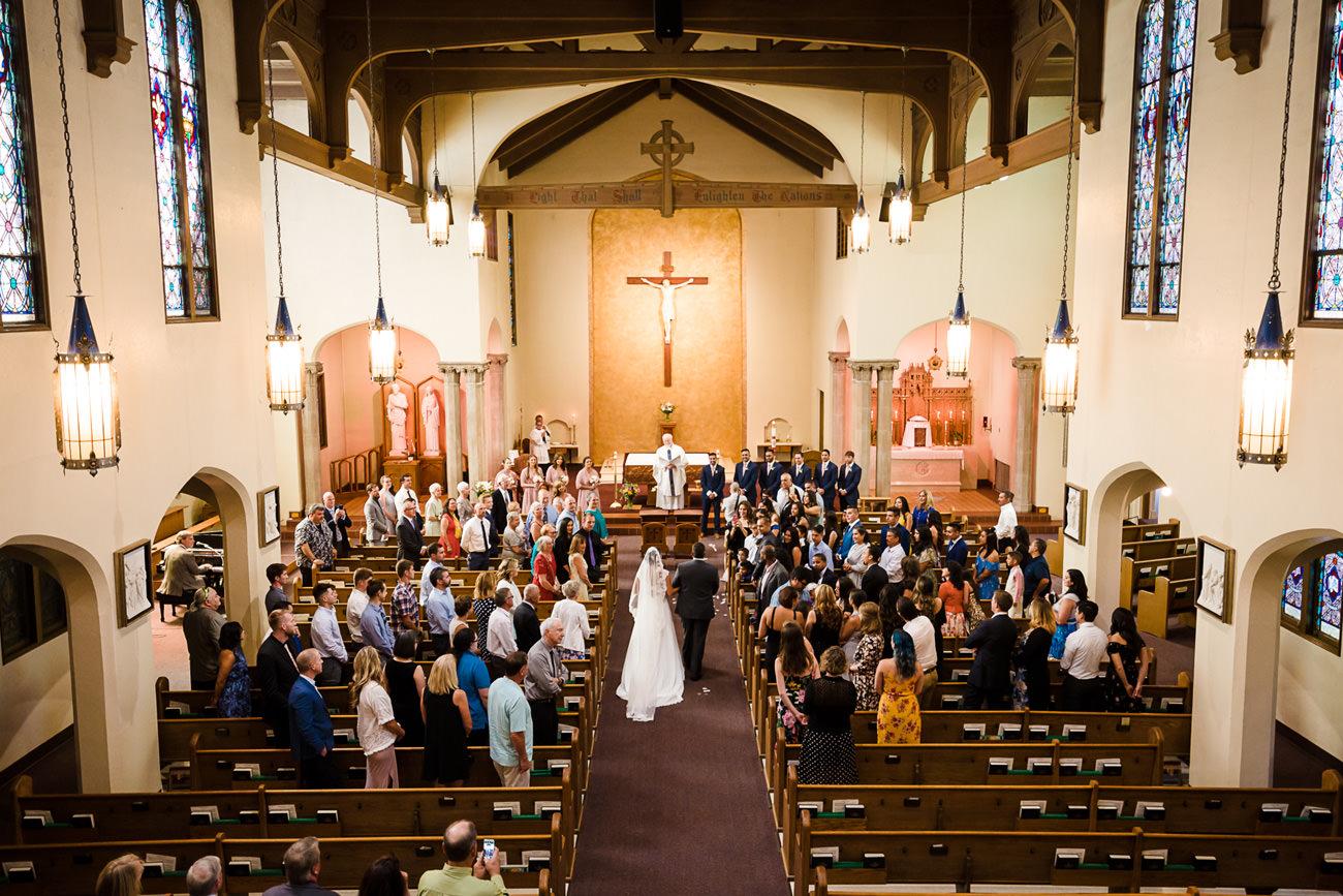 st-marys-catholic-wedding-66 St Marys Catholic Wedding   Eugene Oregon Photographer   Ariana & Chavo
