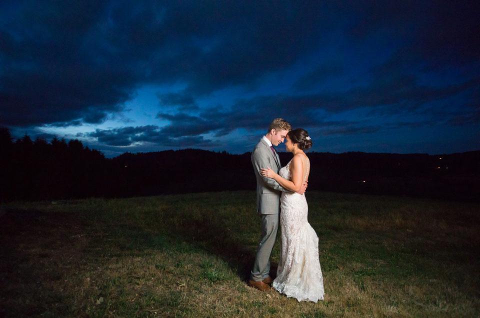 Wedding at Sweet Cheeks Winery | Eugene Oregon Photography | Emily & Bradley