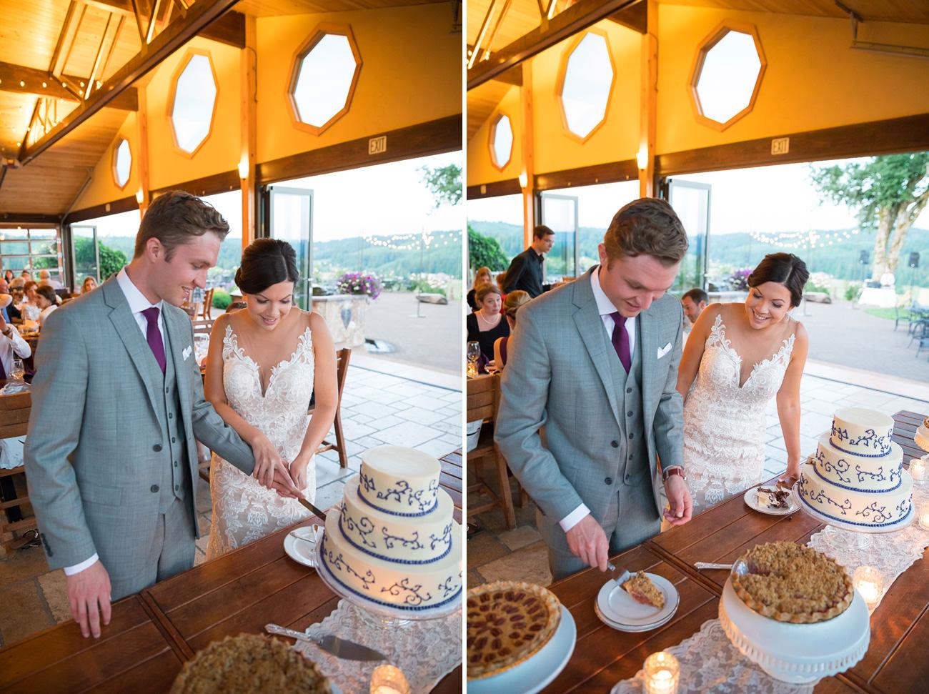 wedding-at-sweet-cheeks-winery-18 Wedding at Sweet Cheeks Winery | Eugene Oregon Photography | Emily & Bradley