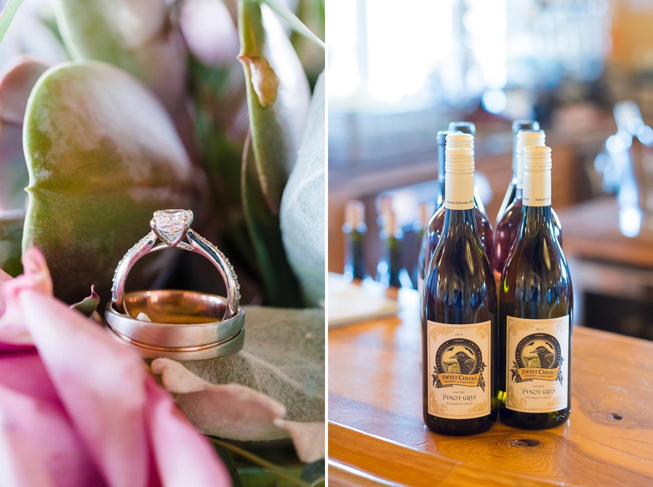 wedding-at-sweet-cheeks-winery-29 Wedding at Sweet Cheeks Winery   Eugene Oregon Photography   Emily & Bradley