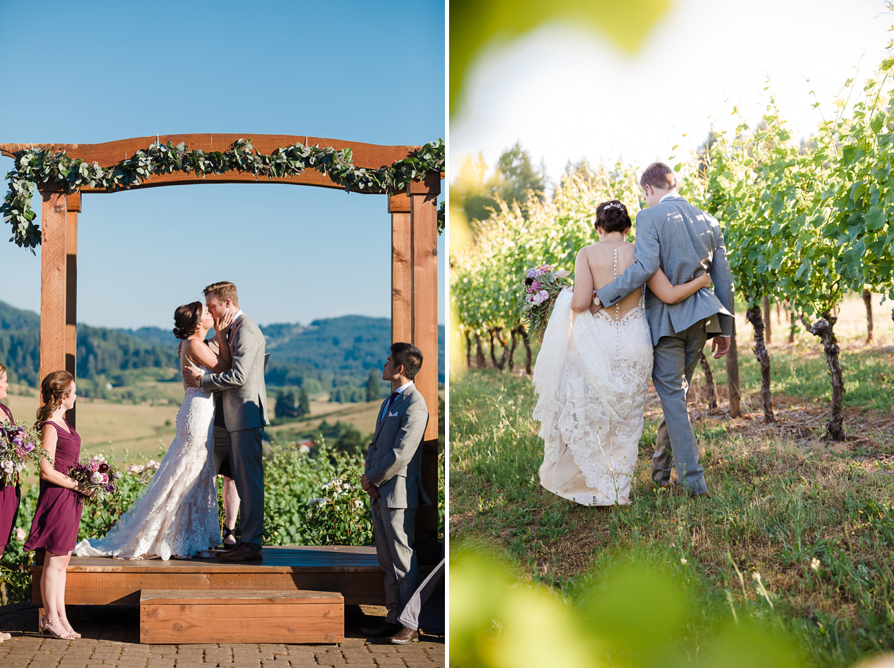 wedding-at-sweet-cheeks-winery-33 Wedding at Sweet Cheeks Winery | Eugene Oregon Photography | Emily & Bradley