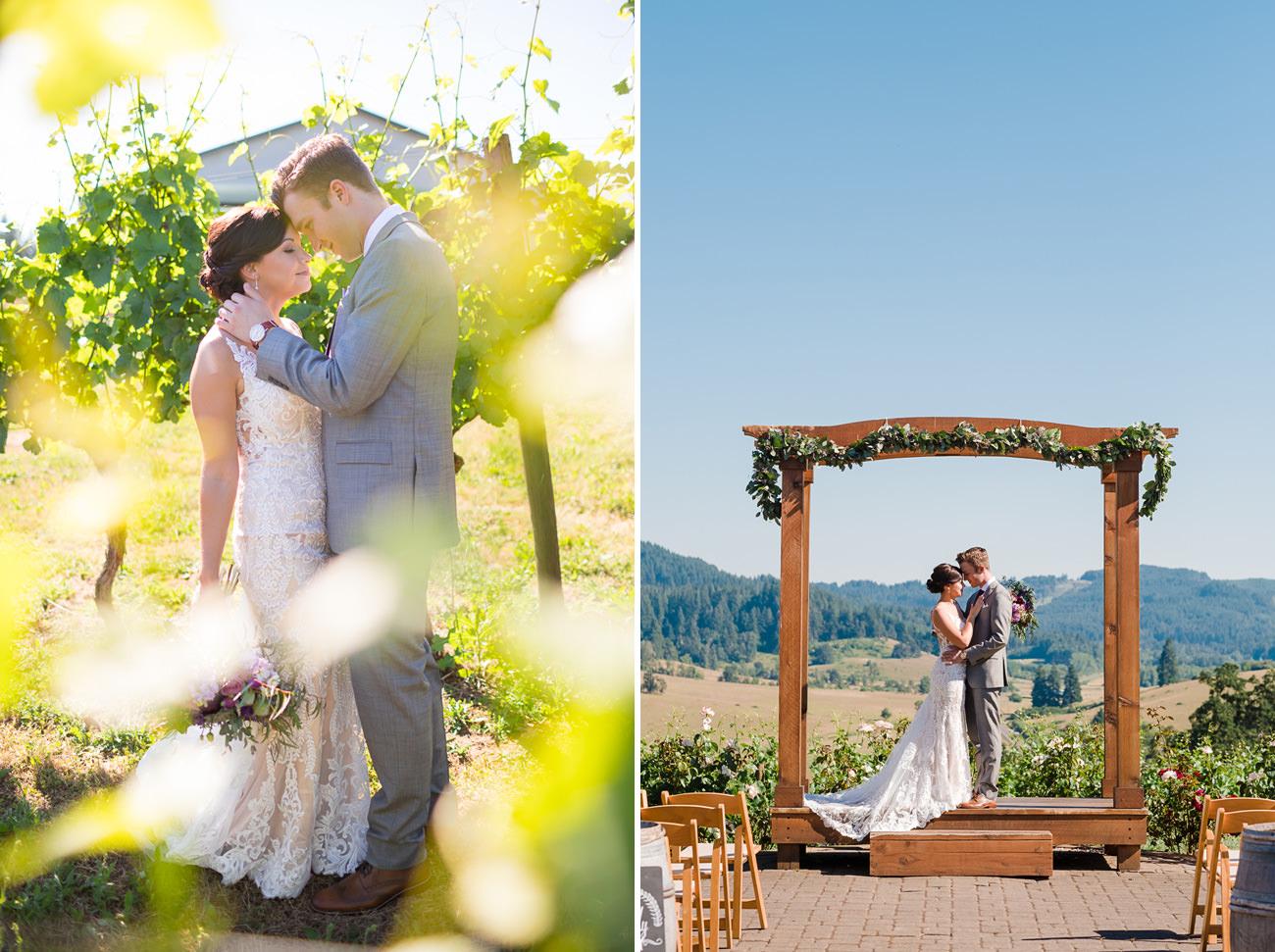 wedding-at-sweet-cheeks-winery-51 Wedding at Sweet Cheeks Winery   Eugene Oregon Photography   Emily & Bradley